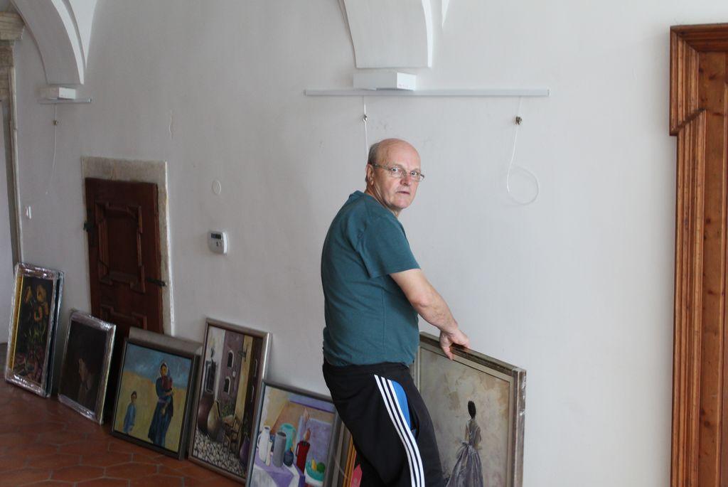 Razstava klasično slikarstvo