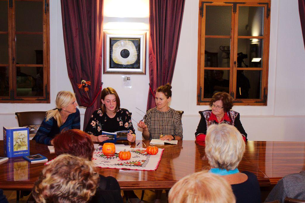 Članice literarne sekcije KUD Oplotnica