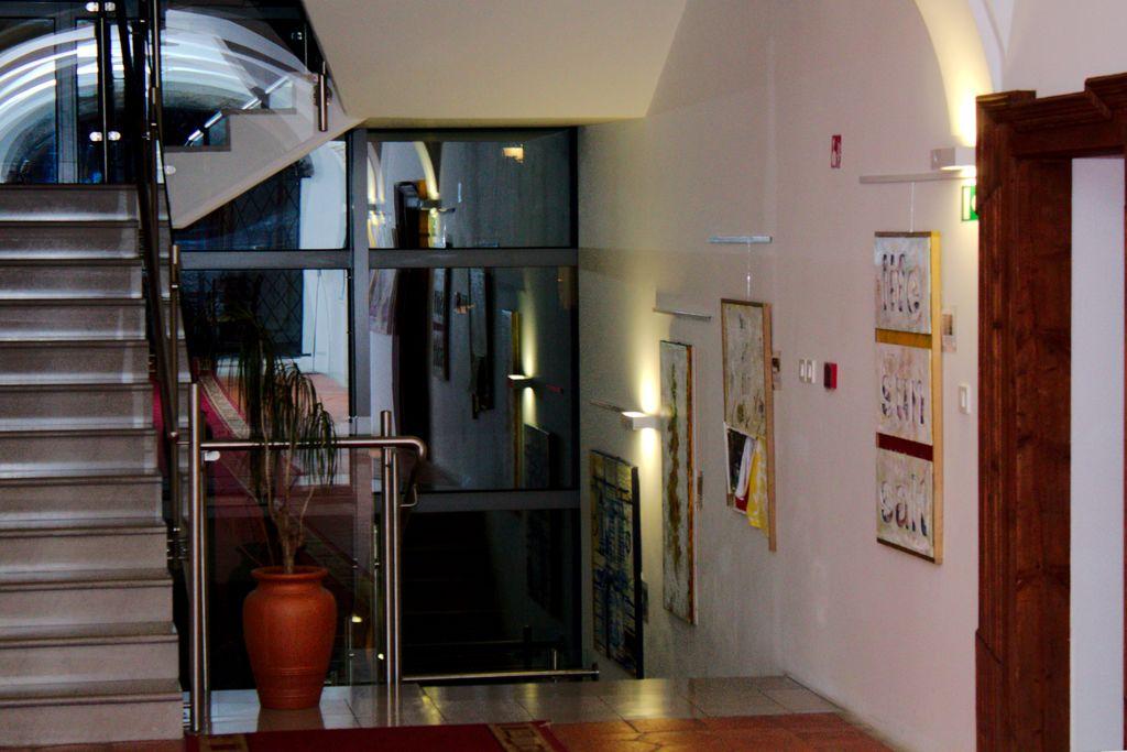 Delček slikarske razstave Suzane Marolt
