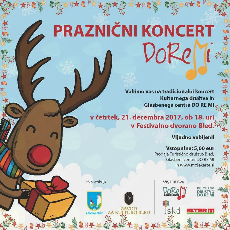 PRAZNIČNI KONCERT DO RE MI
