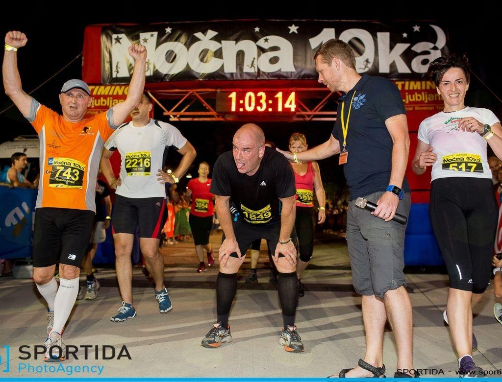 Nočna 10ka 2017 - letos z rekordnimi 3003 tekači!