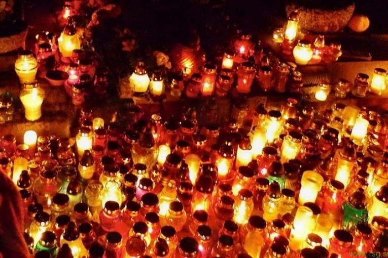 Komemoracije ob dnevu spomina na mrtve