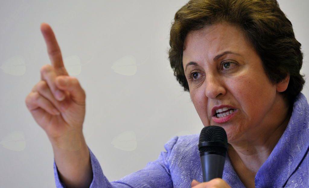 Shirin Ebadi, vir: Iranhumanrights.org