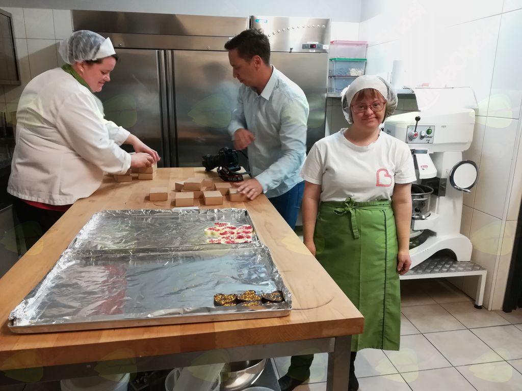 Sandrini srčki v Hotelu Astoria na Bledu bodo del ponudbe za turiste