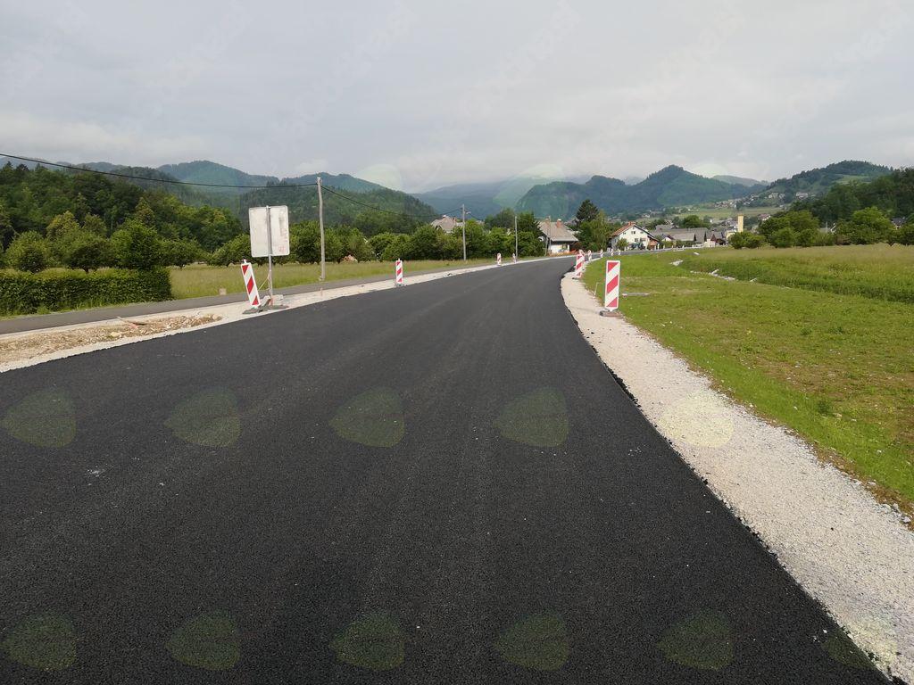 Severna razbremenilna cesta bo prevozna 7.7. ob 7h