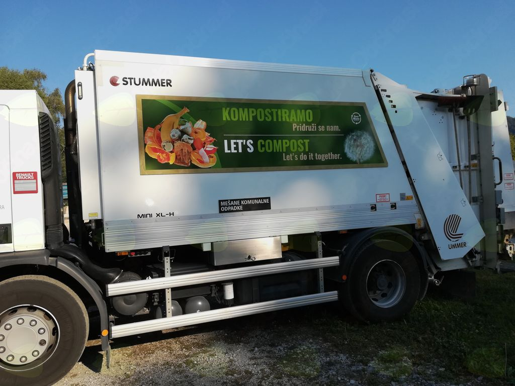 Za svet brez odpadkov!