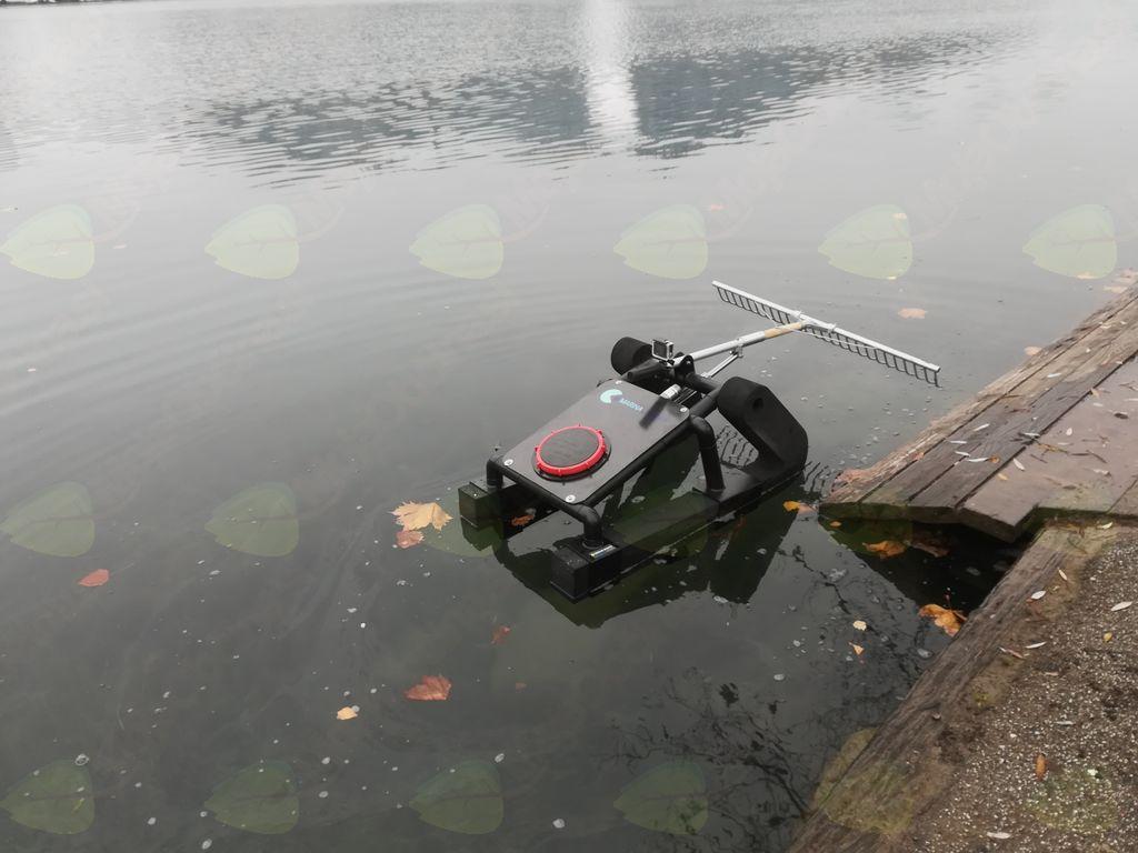 Nov čistilec jezera
