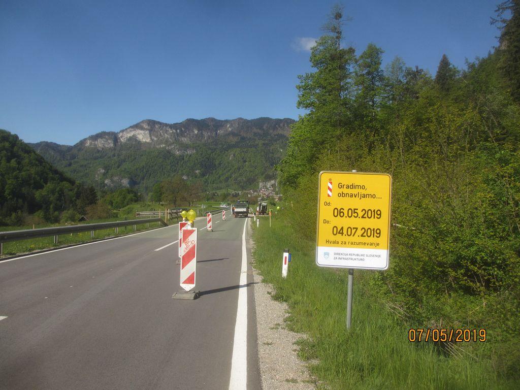 Začela se je gradnja kolesarske steze Bled – Bohinj