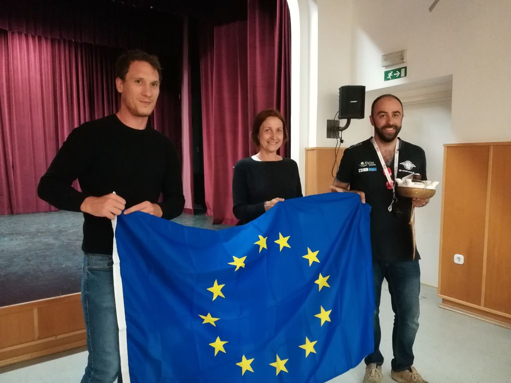 Prva e-tura Alpskih biserov končana!