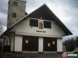 Gasilski dom Zasip zaprt