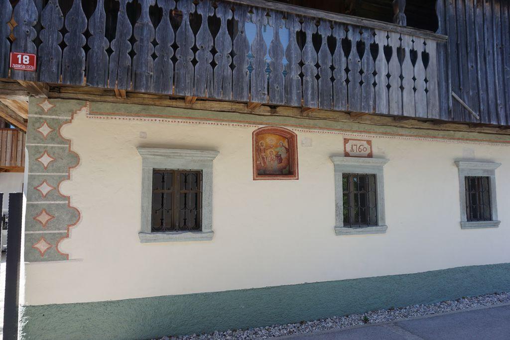 Rojstna hiša Blaža Kumerdeja v Zagoricah