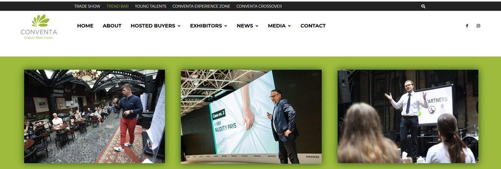 Kongresni urad Bled na virtualni Conventi