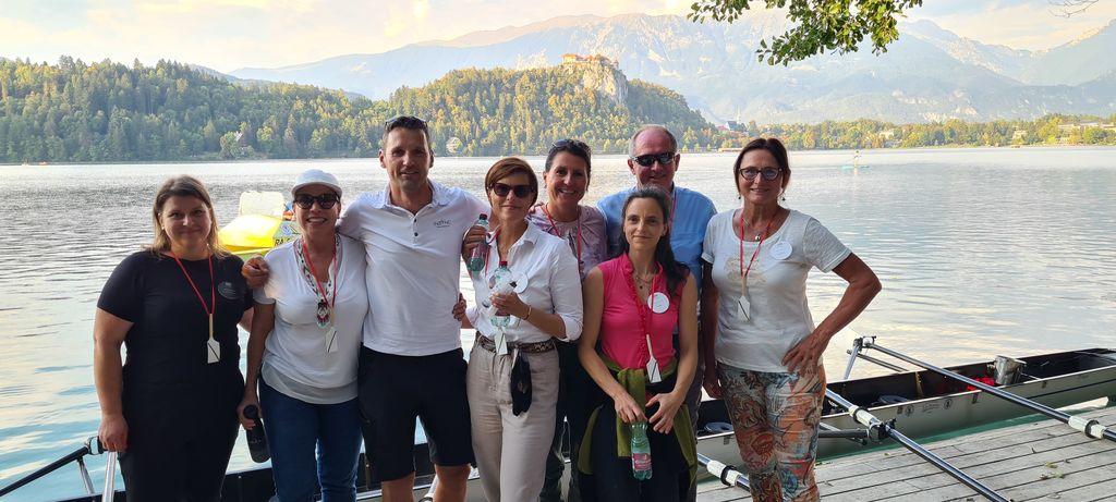 Udeleženci Slovenske turistične borze navdušeni nad Bledom