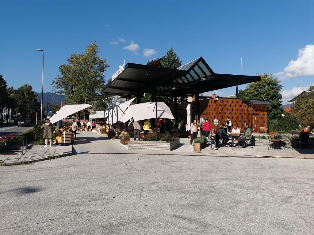 Leto dni tržnice Bled