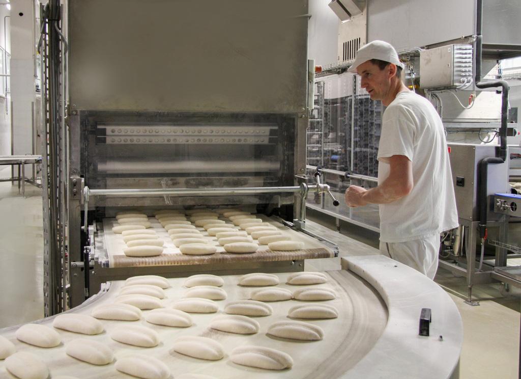 Nova linija v Mlinotestovi pekarni