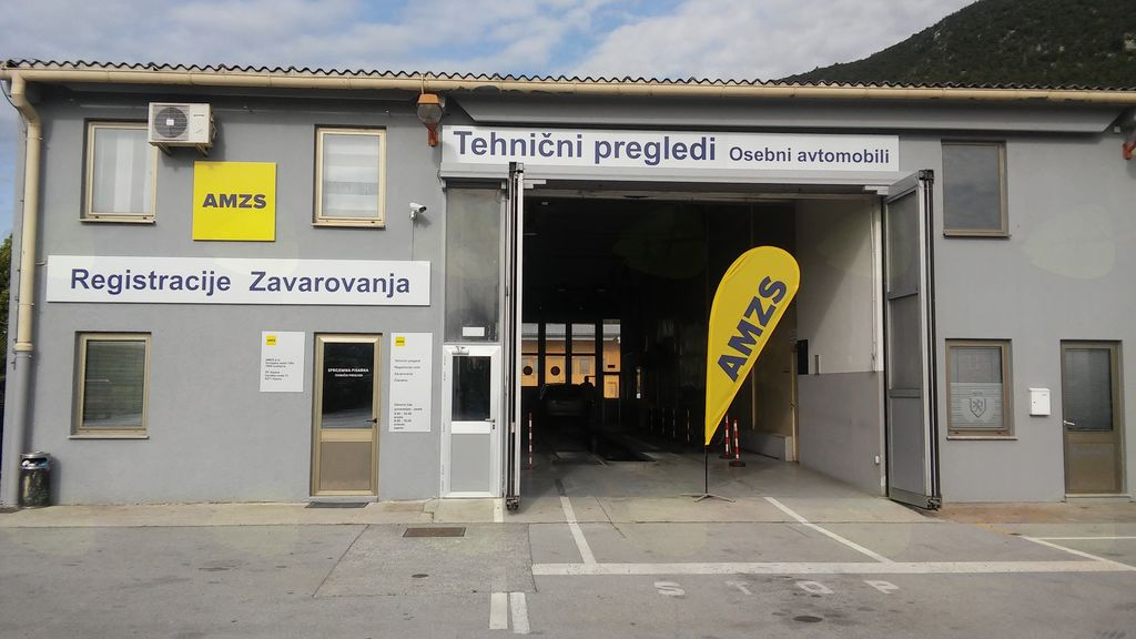 Novi poslovni enoti AMZS v Ajdovščini in Vipavi