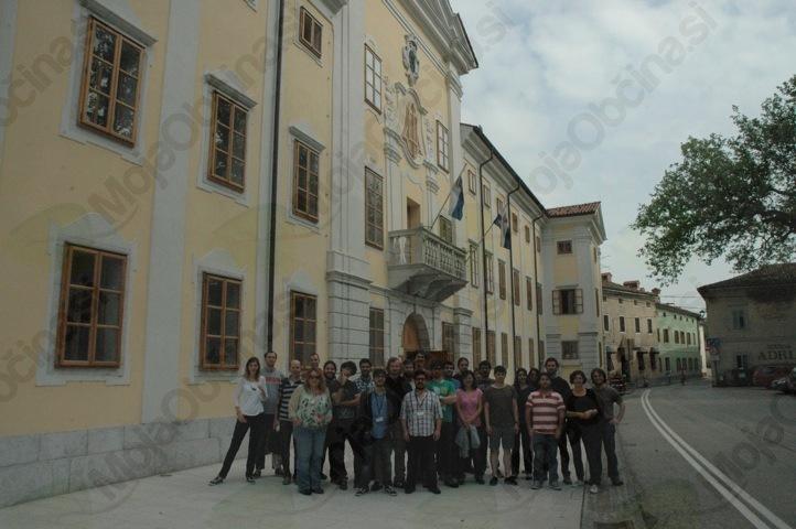 Nadarjeni študenti navdušeni nad Vipavo