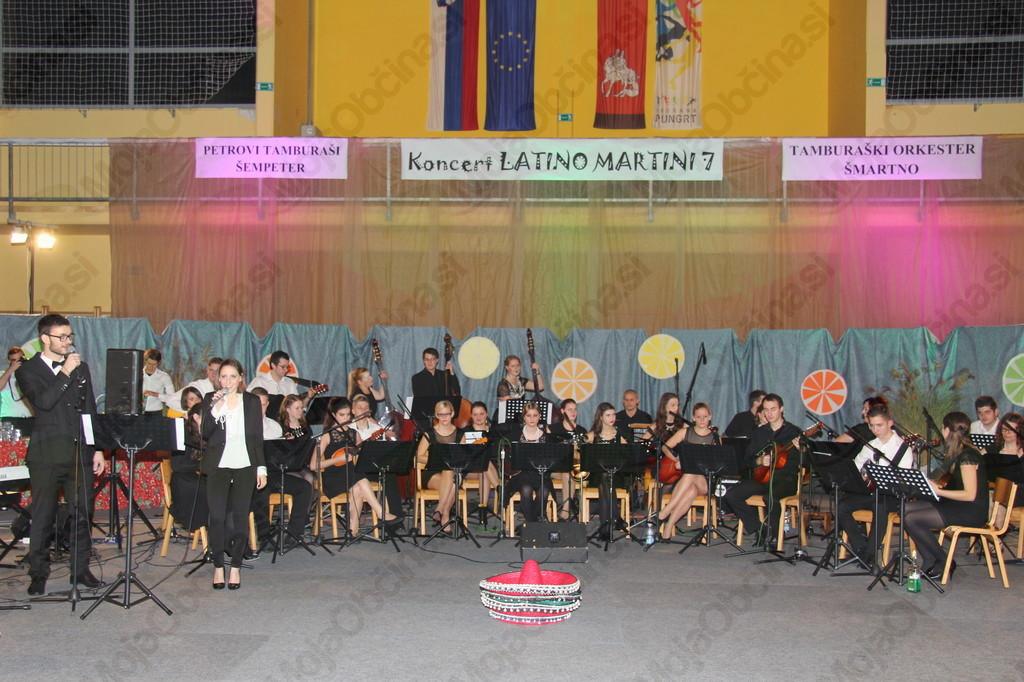 Sneženi Latino Martini 7