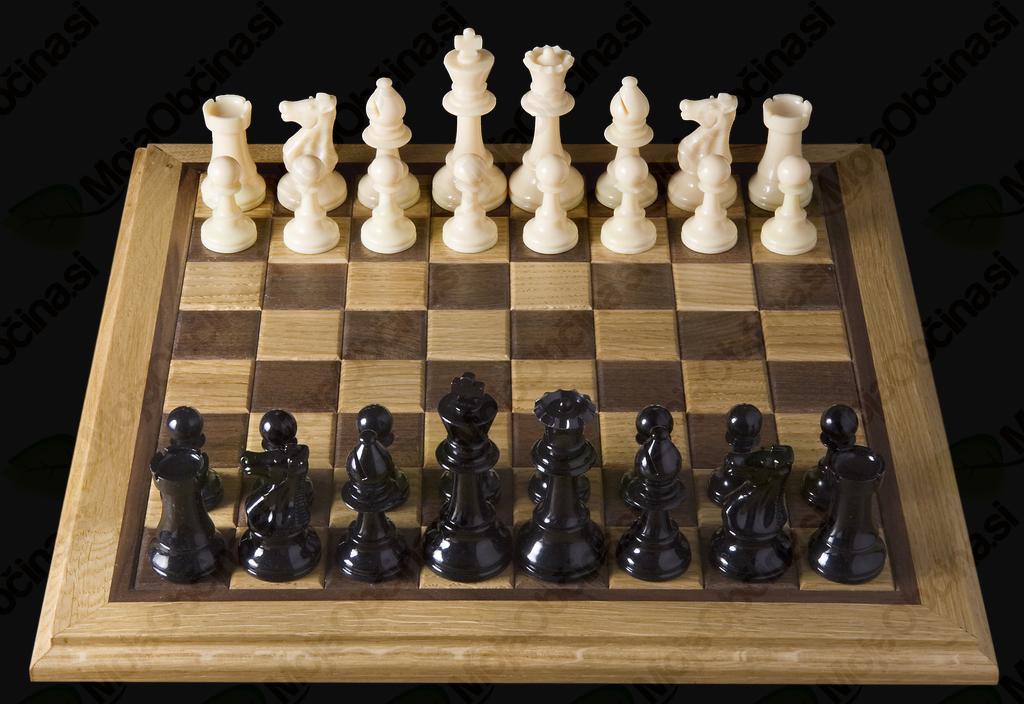 Velik šahovski turnir na Bledu