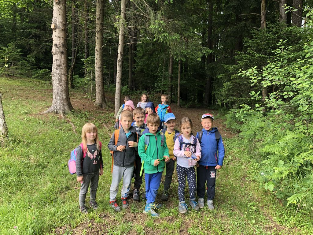 Mladi planinci premagali pot do Kaple