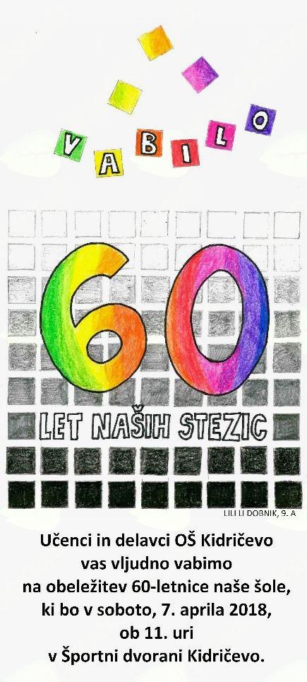 60 LET NAŠIH STEZIC