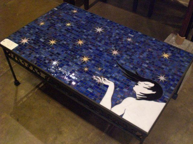 Tečaj  »Mozaična mizica«