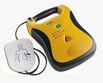 Kaj je Aed-Defibrilator in kako ga uporabljamo?