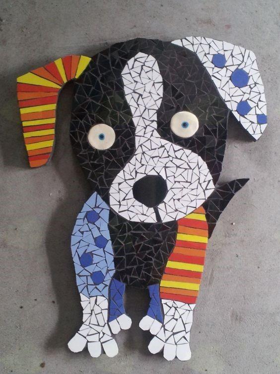 Zimska mozaična delavnica za otroke na Bledu