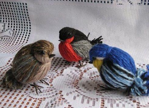 Ptice iz volne