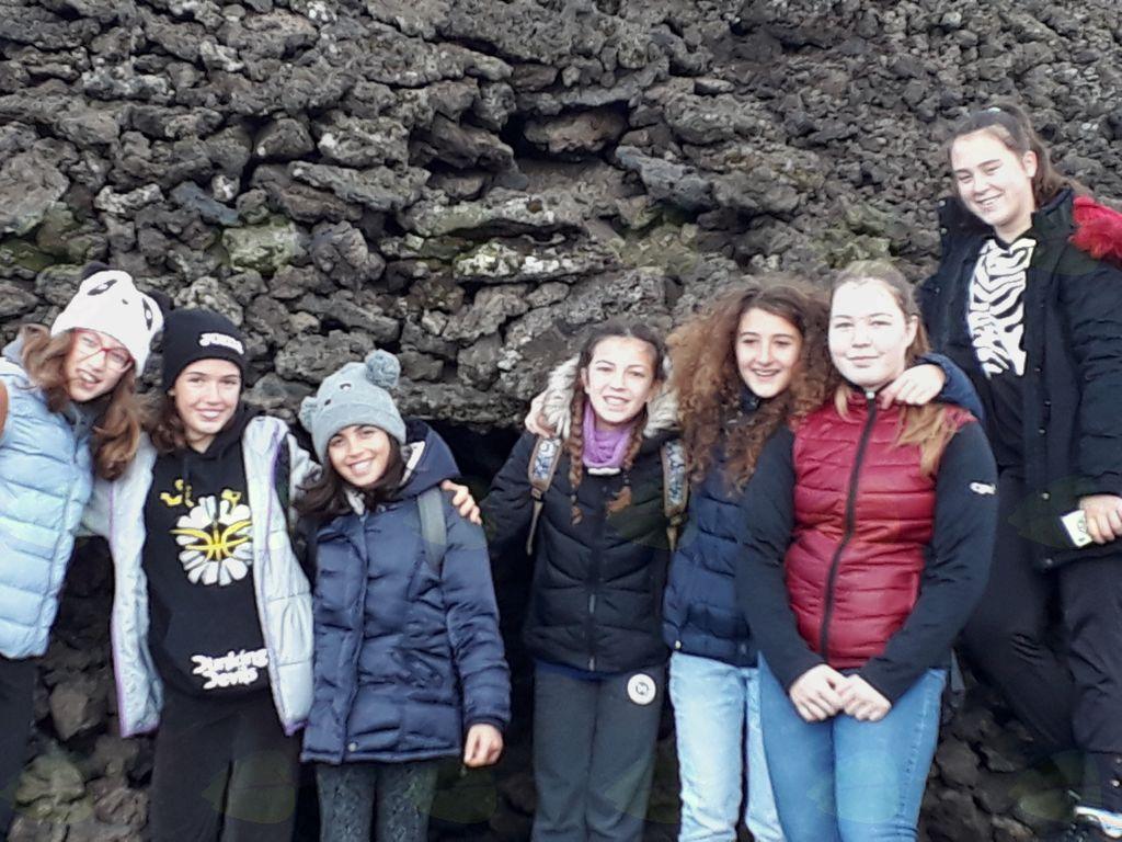Projekt Erasmus: obisk osnovne šole Federico II di Svevia v Mascalucii, Catania, Sicilija