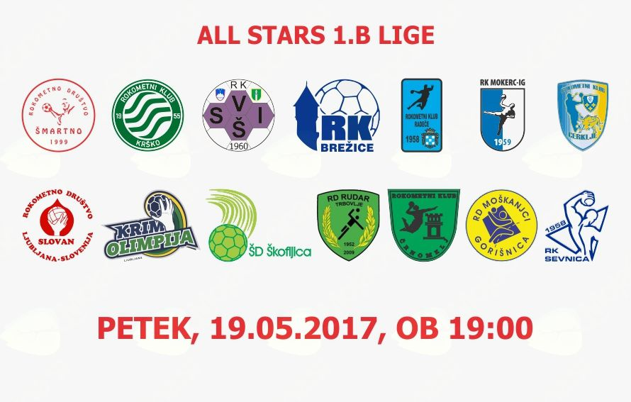 Revialna ALL STARS tekma 1.B lige