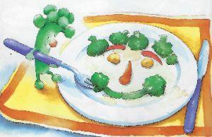 URA PRAVLJIC – Škrat Brokolino
