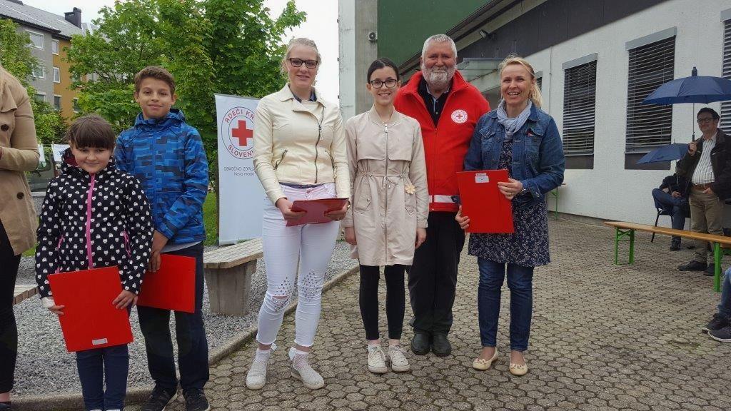 Ob tednu Rdečega križa vrsta prireditev na temo Medkulturnost-naše bogastvo