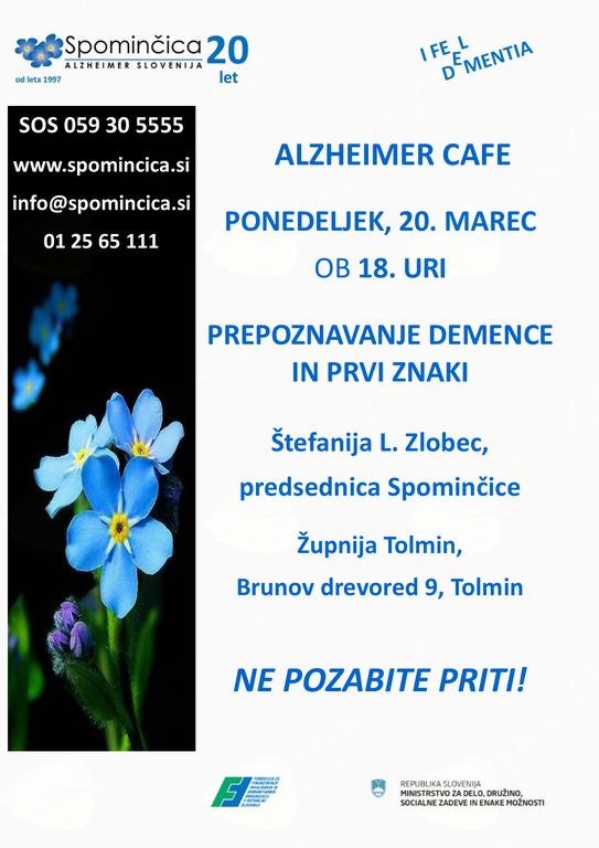 Alzhemer Cafe