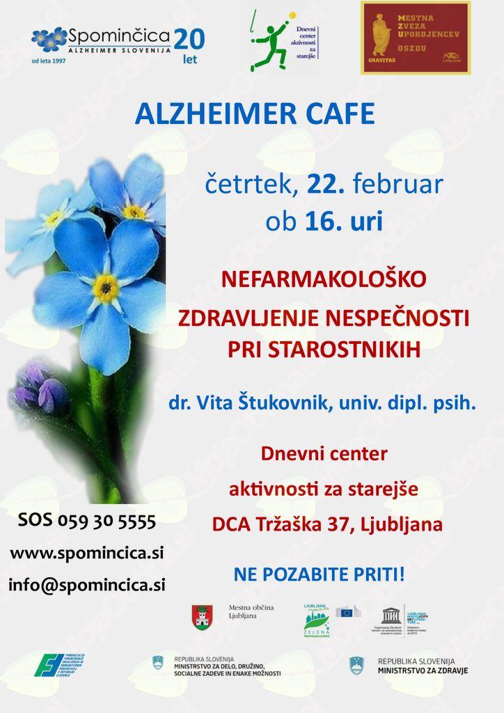 Alzheimer Cafe