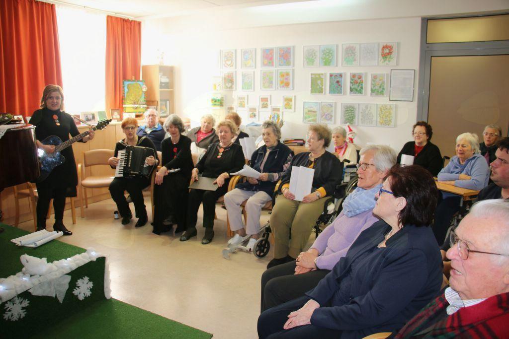 Kulturni program ob dnevu prostovoljstva