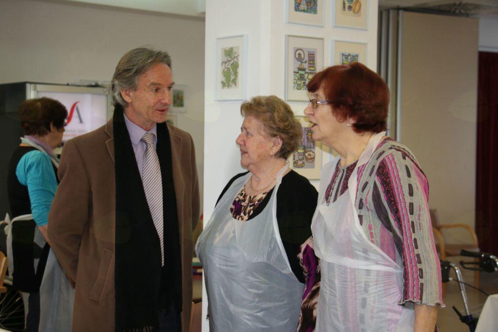 Aktivnost v PE Slovenj Gradec in obisk župana