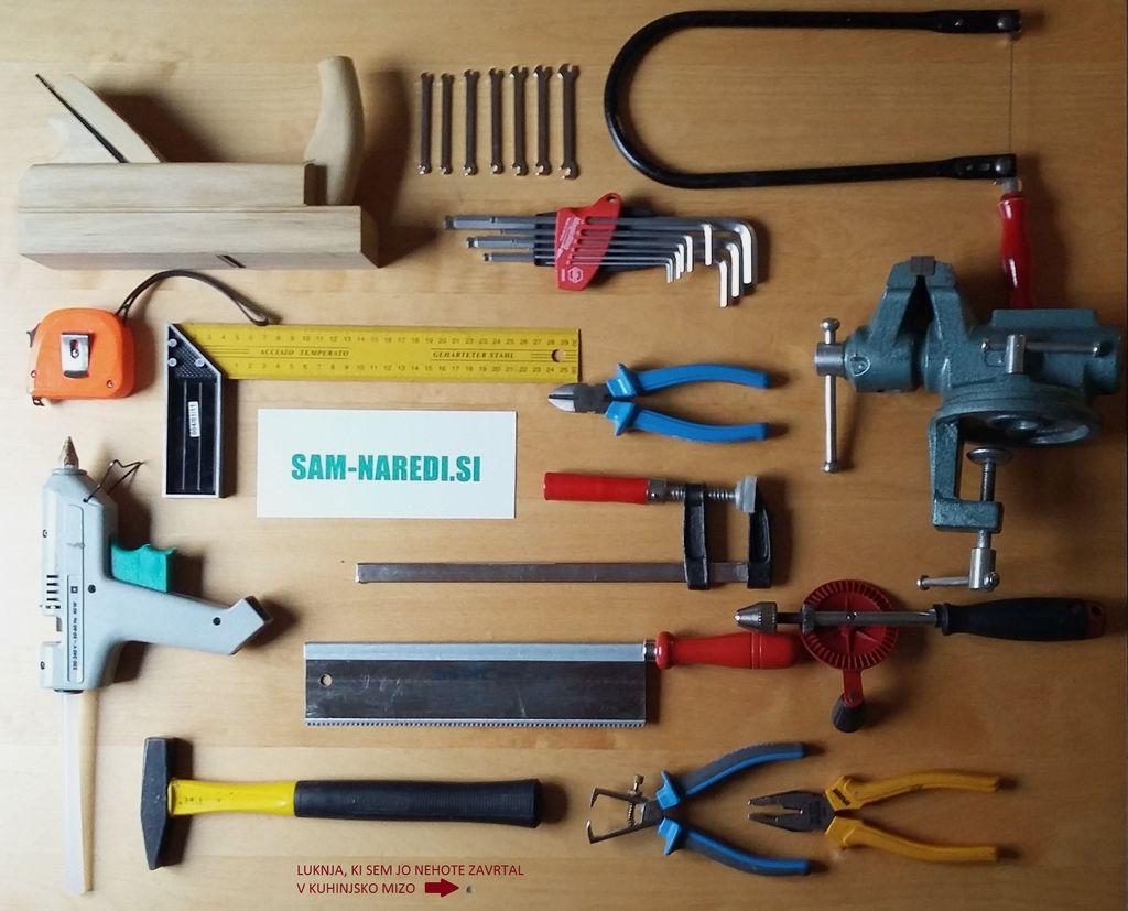 """Modelarska delavnica odprtih vrat """"SAM-NAREDI.SI"""""""