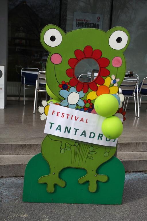 CUDV Radovljica na festivalu Tantadruj