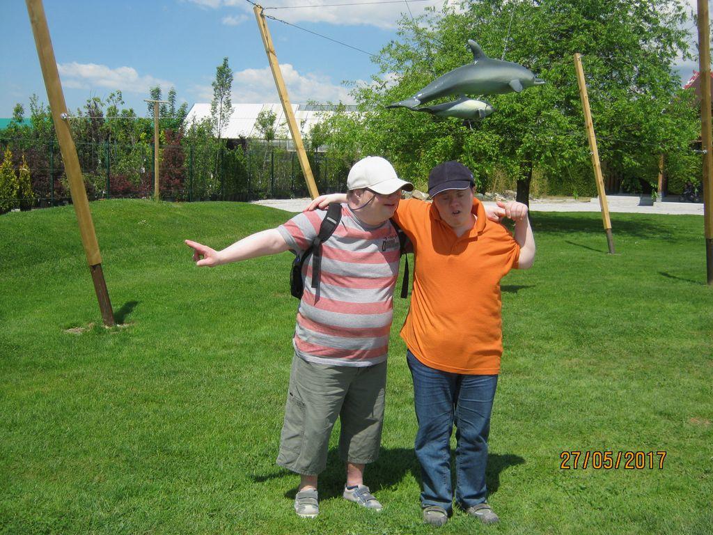 Medobčinsko društvo Sožitje - Obisk Arboretuma Volčji potok