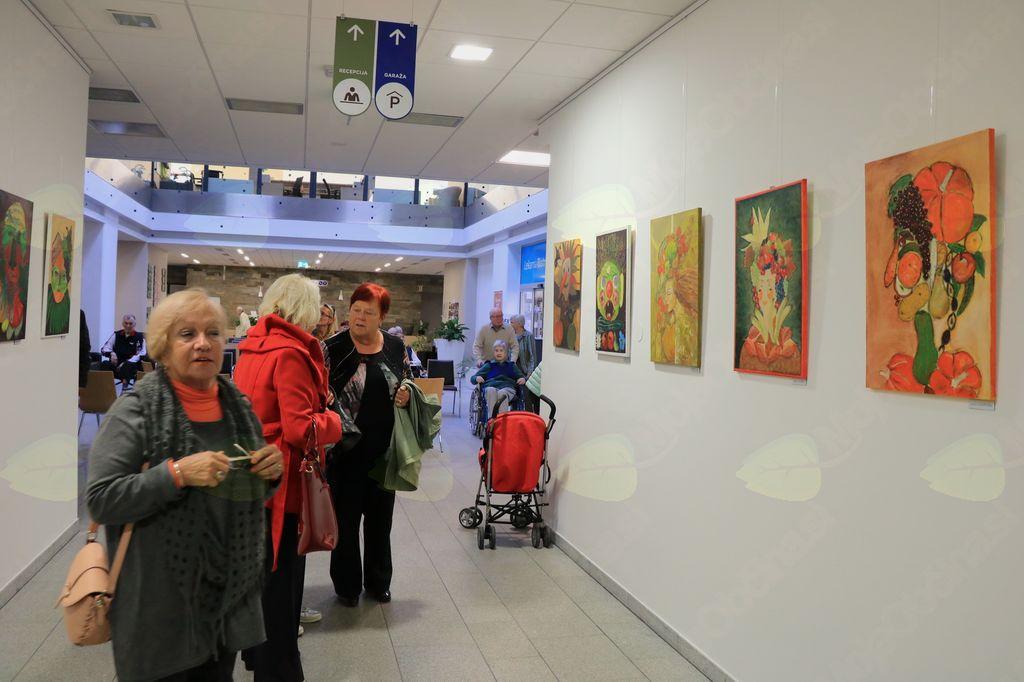 """""""Jesen"""" v medgeneracijskem centru Bistrica"""