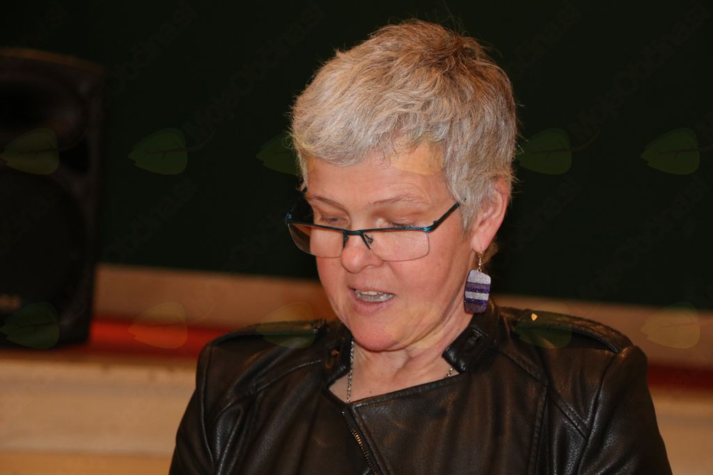 Majda Gartner recitira