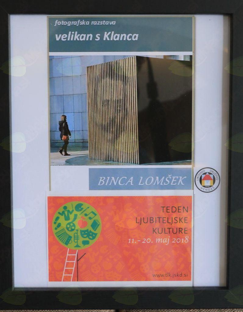 Teden ljubiteljske kulture in 100. obletnica Cankarjeve smrti obeležena tudi z delno razstavo