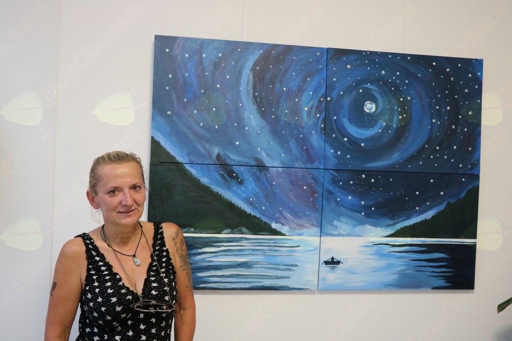 Martina Kozamernik in ZVEZDE