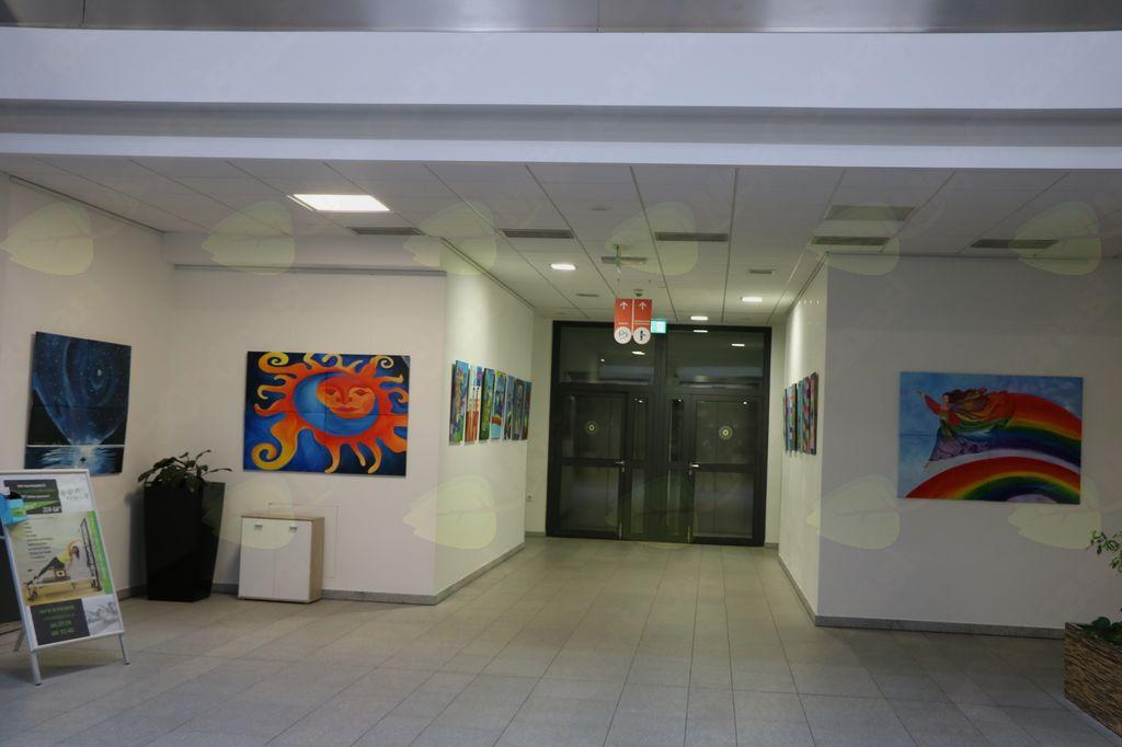 """""""Sonce, mavrica in zvezde"""" v medgeneracijskem centru Bistrica v Domžalah"""
