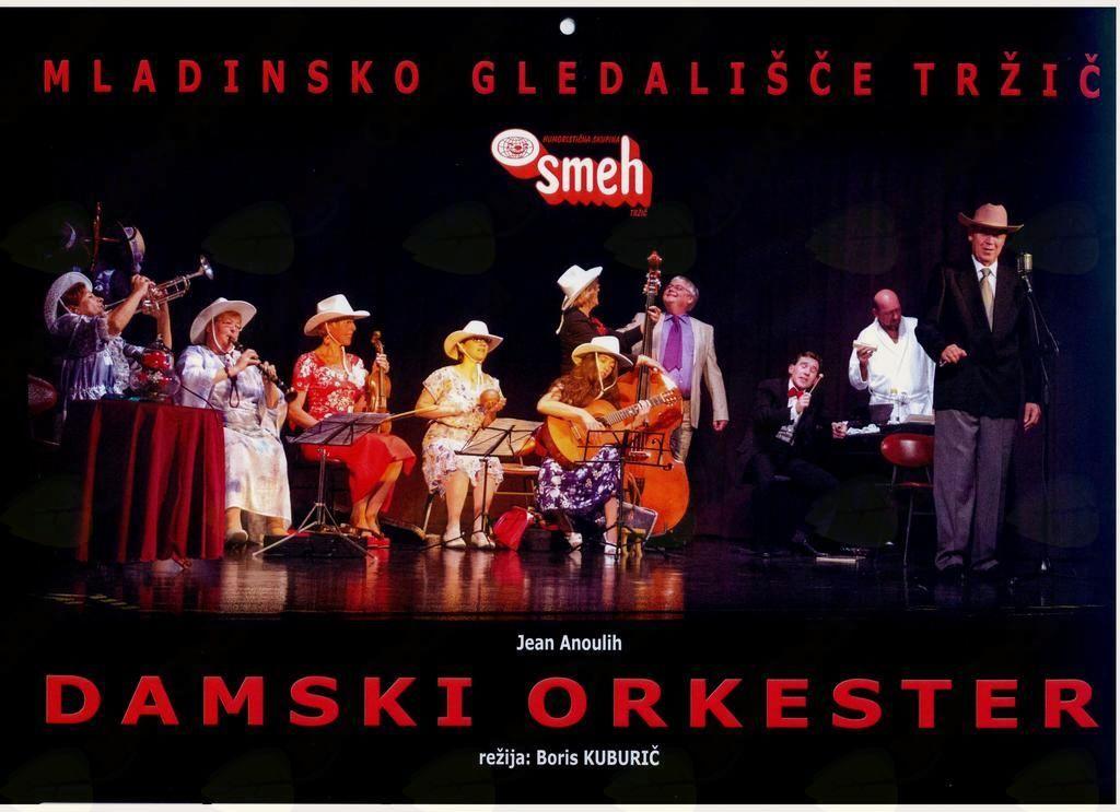 Damski orkester