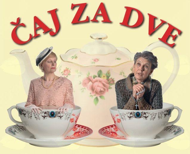 Čaj za dve
