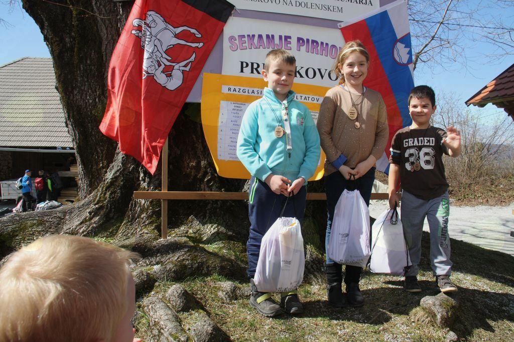 Velikonočni ponedeljek na Primskovem