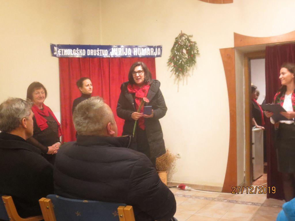 Blagoslov vina in slovesnost ob Rastoči knjigi Primskovo