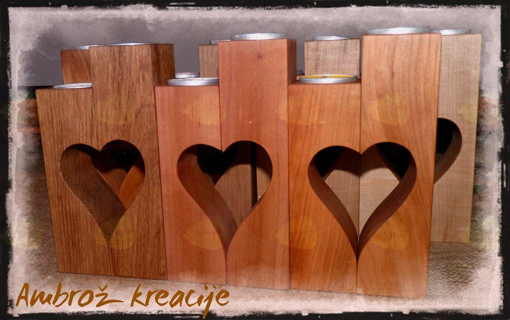 Unikatna lesena darila AMBROŽ KREACIJE